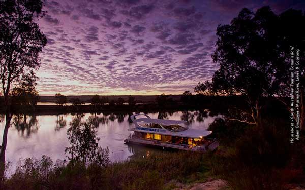 Murray River, Lakes and Coorong