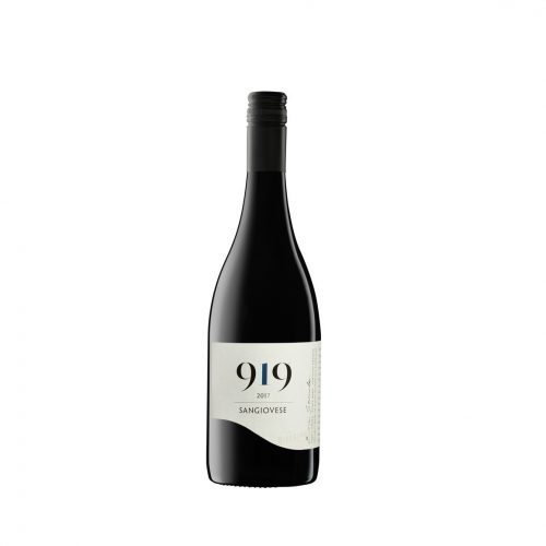 2017 Reserve Collection 919 Wines Organic Sangiovese 750mL
