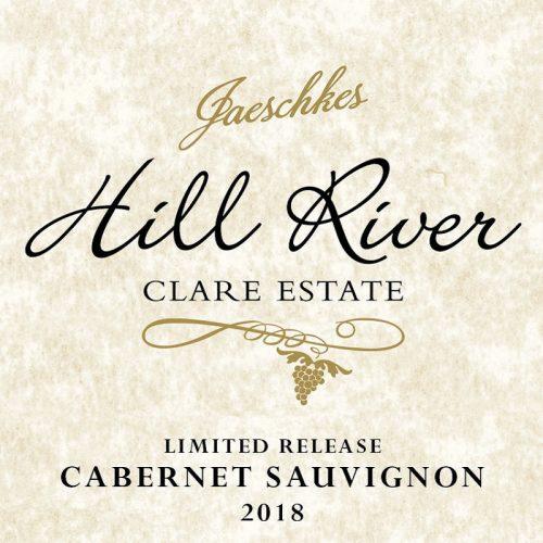 2018 Jaeschkes Hill River Clare Estate Limited Release Cabernet Sauvignon 750ml