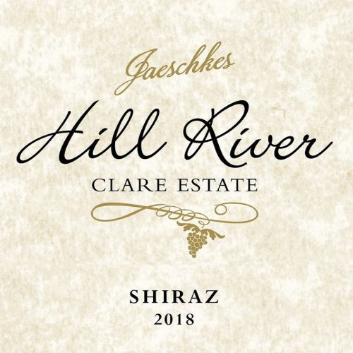 2018 Jaeschkes Hill River Clare Estate New Release Shiraz 750ml