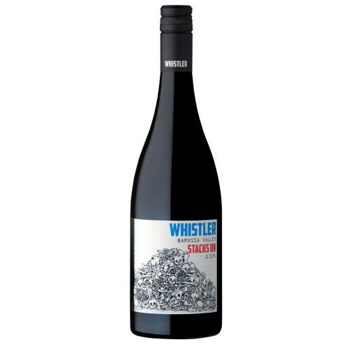 2018 Whistler Wines Stacks On Grenache Shiraz Mataro GSM