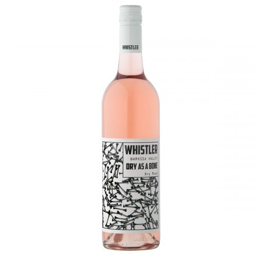 "2020 Whistler Estate ""Dry As A Bone"" Rose"