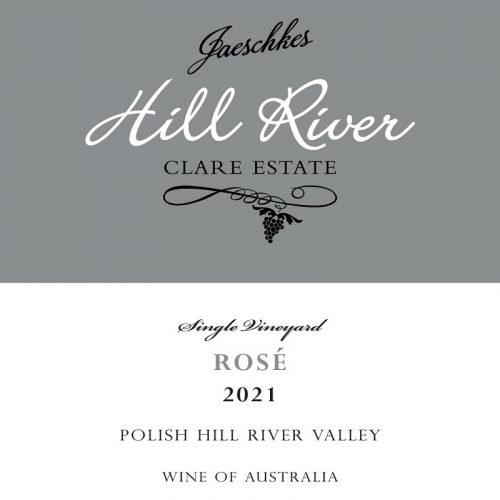 2021 Jaeschkes Hill River Clare Estate Sangiovese Rose 750ml
