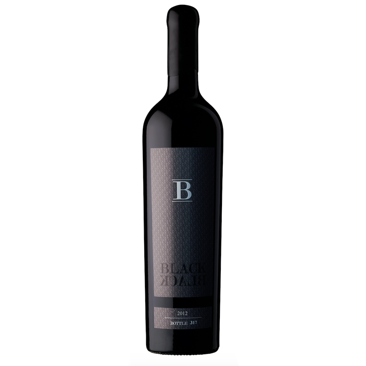 2010 Moorooroo Park Black on Black Shiraz