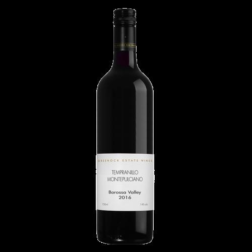 2016 Greenock Estate Wines Montepulciano Tempranillo 750ml