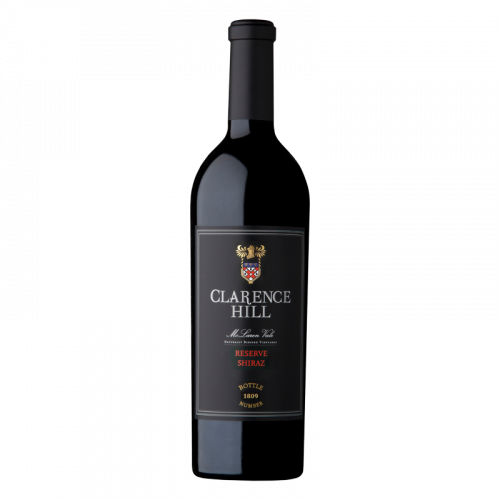 2018 Nick Haselgrove Wines Clarence Hill Reserve Shiraz 750ml