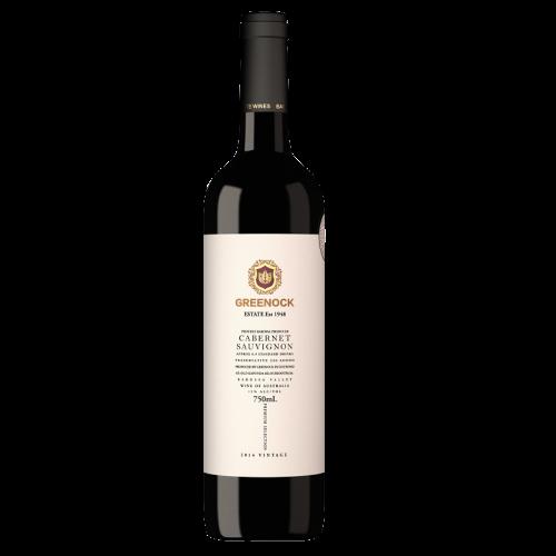 2016 Greenock Estate Wines Barossa Valley Cabernet Sauvignon 750ml